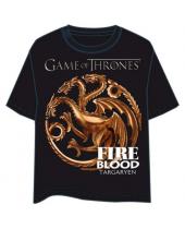 Game of Thrones Targaryen Logo (T-Shirt)