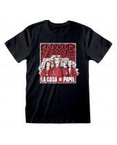 Money Heist - Group Shot (T-Shirt)