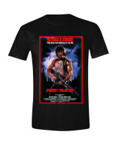 Rambo - First Blood Poster (T-Shirt)
