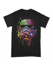 Star Wars Paint Splats Helmet (T-Shirt)