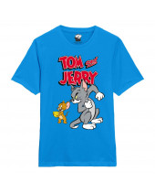 Tom and Jerry Cat And Mouse (T-Shirt)