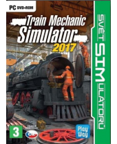Train Mechanic Simulator 2017 CZ (PC)