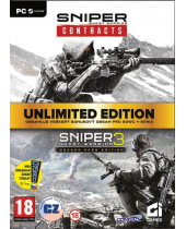 Sniper Ghost Warrior (Unlimited Edition) CZ (PC)