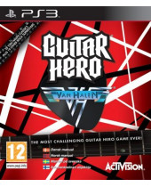 Guitar Hero - Van Halen (PS3)