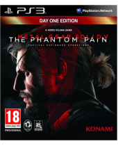 Metal Gear Solid 5 - The Phantom Pain (Day One Edition) (PS3)