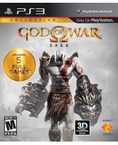 God of War Saga US (PS3)
