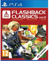 Atari Flashback Classics Collection - Vol. 2 (PS4)