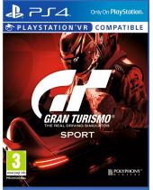 Gran Turismo Sport CZ (PS4)