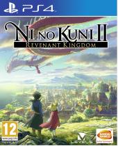 Ni No Kuni 2 - Revenant Kingdom (PS4)