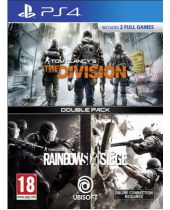 Tom Clancys Rainbow Six - Siege + Tom Clancys The Division (PS4)