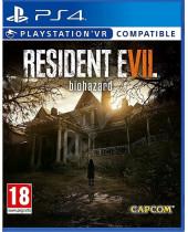 Resident Evil 7 - Biohazard (PS4)