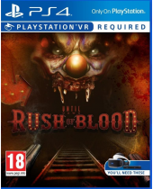 Until Dawn - Rush of Blood VR (PS4)
