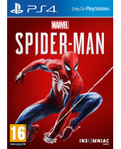 Marvels Spider-Man CZ (PS4)