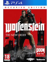 Wolfenstein - The New Order (Occupied Edition) (PS4)