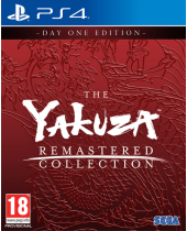 Yakuza Remastered Collection (Day One Edition) (PS4)