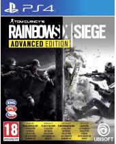 Tom Clancys Rainbow Six - Siege CZ (Advanced Edition) (PS4)