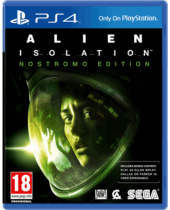 Alien - Isolation (Nostromo Edition) (PS4)