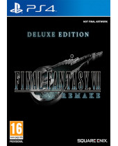 Final Fantasy VII Remake (Deluxe Edition) (PS4)