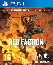 Red Faction - Guerrilla Re-Mars-tered (PS4)