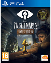 Little Nightmares (Complete Edition) (PS4)