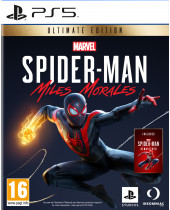 Marvels Spider-Man - Miles Morales CZ (Ultimate Edition) (PS5)
