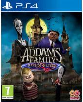 Addams Family - Mansion Mayhem (PS4)