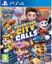Paw Patrol The Movie - Adventure City Calls (PS4)