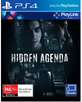 Hidden Agenda EN (PS4)