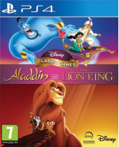 Disney Classic Games - Aladdin and The Lion King (PS4)