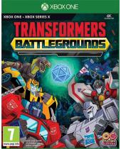 Transformers - Battlegrounds (Xbox One)