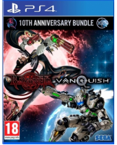 Bayonetta and Vanquish 10th Anniversary Bundle (PS4)