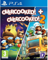 Overcooked 1 + 2 (PS4)
