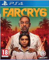 Far Cry 6 (PS4)