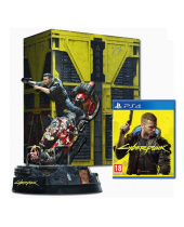 Cyberpunk 2077 CZ (Collectors Edition) (PS4)