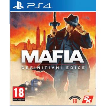Mafia CZ (Definitive Edition) (PS4)