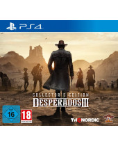 Desperados 3 (Collectors Edition) (PS4)
