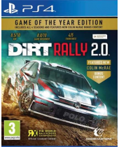 DiRT Rally 2.0 (Game of the Year Edition) (PS4)