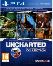 Uncharted - The Nathan Drake Collection CZ (PS4)