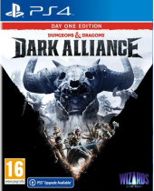 Dungeons and Dragons - Dark Alliance (Day One Edition) (PS4)