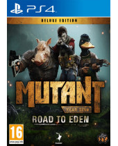 Mutant Year Zero - Road to Eden (Deluxe Edition) (PS4)