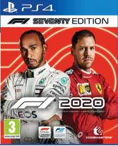 Formula 1 2020 (Seventy Edition) (PS4)