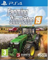 Farming Simulator 19 EN (PS4)