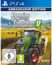 Farming Simulator 17 (Ambassador Edition) (PS4)