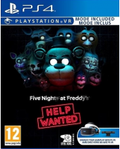 Five Nights at Freddys - Help Wanted VR (PS4)