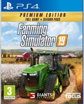 Farming Simulator 19 CZ (Premium Edition) (PS4)