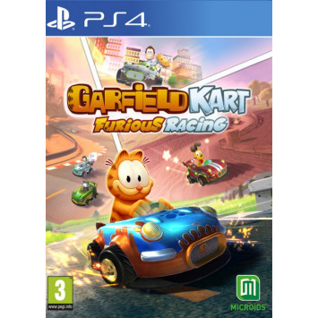 Garfield Kart (Furious Racing) (PS4)