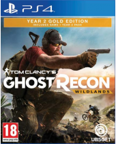 Tom Clancys Ghost Recon - Wildlands CZ (Year 2 Gold Edition) (PS4)