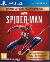 Marvels Spider-Man GOTY (PS4)