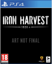 Iron Harvest 1920+ (Day One Edition) (PS4)