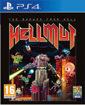 Hellmut - The Badass from Hell (PS4)